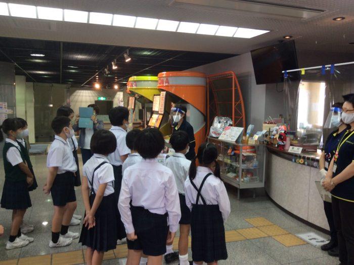 3・4年生 奈良市防災センター見学