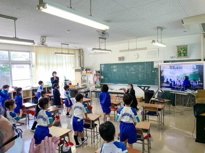 奈良育英小学校とマレーシアのインターナショナルスクール 「STUDENT EXCHANGE PROJECT」スタート!